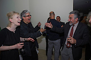 LINDSAY DUNCAN; PATRICK BARLOW; HENRY GOODMAN, Duet for One first night party. Axiis, One Aldwych, London. 12 May 2009