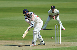 Karl Brown of Lancashire Cricket bats - Photo mandatory by-line: Dougie Allward/JMP - Mobile: 07966 386802 - 07/06/2015 - SPORT - Football - Bristol - County Ground - Gloucestershire Cricket v Lancashire Cricket - LV= County Championship