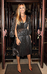May 29, 2019, London, England, United Kingdom: SARAH JESSICA PARKER at The Starry Messenger Press Night at the Wyndhams Theatre, Leicester Square (Credit Image: © Keith Mayhew/SOPA Images via ZUMA Wire)
