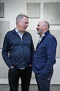 Theatermakers Johan Simons en Theu Boermans