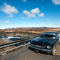 Car 14 Ford Mustang 1965 Hayes/ Hayes