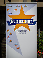 zeist Prinses Beatrix der Nederlanden is op vrijdag 10 juni in Zeist aanwezig bij het symposium &ldquo;Muscles2Meet - Neuromuscular Young Talent Symposium&rdquo;, een initiatief van het Prinses Beatrix Spierfonds. - copyright robin  utrecht <br /> zeist - Princess Beatrix of the Netherlands on Friday, June 10th in Zeist present at the symposium &quot;Muscles2Meet - Neuromuscular Symposium Young Talent&quot;, an initiative of the Princess Beatrix Fund Spier. COPYRIGHT ROBIN UTRECHT