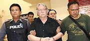 Body in Bangkok freezer has been dead for 8 years<br /> <br /> An elderly Caucasian man, whose dismembered body was found stuffed in a freezer during a police raid on a passport forgery gang's hideout, is believed to have died about eight years ago, making it difficult to identify him.<br /> <br /> The body parts were found last Friday at a shophouse on Sukhumvit Soi 56. Investigators believe one of the three suspects arrested after the raid bought the freezer in the Rama IV area in 2008, Metropolitan Police Division 5 chief Somprasong Yenthuam said Tuesday.<br /> <br /> This new piece of information has led authorities to assume the victim died quite some time ago, Pol Maj Gen Somprasong said.<br /> <br /> On Monday, Chulalongkorn Hospital's head of forensic medicine, Udomsak Hoonwijit, said the body parts had been frozen for an extended period.<br /> <br /> One of the three suspects, earlier identified as British national Peter Andrew Colter, and reportedly married to a Thai woman, had told police the freezer was moved from his former house on Ekkamai Soi 12 to the shophouse on Sukhumvit Soi 56.<br /> <br /> Mr Colter said he had no idea what was inside the freezer.<br /> <br /> Police found several passports belonging to him with different names, making it difficult to determine exactly where he is from. Police believe he is the gang's leader and has knowledge about the corpse, Pol Gen Somprasong said.<br /> <br /> However, the man has been tight-lipped, providing no information about the victim. His alleged accomplices — Aaron Thomas Gabel and Jame Douglas Eger — have been confirmed by US embassy in Bangkok to be US nationals.<br /> <br /> Officers have questioned three individuals who moved the freezer from Mr Colter's former house. However, due to the ongoing investigation, their accounts must remain confidential for the moment, according to police.<br /> <br /> Meanwhile, a team of forensic doctors conducted a new postmortem examination Tuesday on the body and are expected to share results with officers Wednesday, city police chief Sanit Mahathavorn said. Investiga