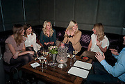 MAGGIE NASH; HANNAH WEBB-HEATH; RACHEL TOWNSEND; HOLLY REECE; FRANCES MARTIN; , Dodgeball Winter Supercar Rally - party. It is at the May Fair Hotel on Stratton Street.