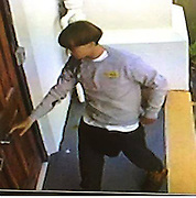Jun 18, 2015 - Charleston, South Carolina, U.S. - <br /> <br /> Charleston Church Shooting<br /> <br /> The gunman suspected of shooting dead nine people at a historic black church has been identified as Dylann Roof, 21. Roof was arrested in Shelby on Thursday.  PICTURED: Images provided by Charleston Police Department  show shooting suspect DYLANN ROOF, 21, seen in stills from CCTV footage on a poster released.  <br /> ©Exclusivepix media