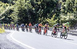 10.07.2019, Fuscher Törl, AUT, Ö-Tour, Österreich Radrundfahrt, 4. Etappe, von Radstadt nach Fuscher Törl (103,5 km), im Bild Peloton // during 4th stage from Radstadt to Fuscher Törl (103,5 km) of the 2019 Tour of Austria. Fuscher Törl, Austria on 2019/07/10. EXPA Pictures © 2019, PhotoCredit: EXPA/ JFK