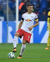 Willi Orban (Leipzig)<br /> Gelsenkirchen, 19.08.2017, Fussball Bundesliga, FC Schalke 04 - RB Leipzig 2:0<br /> <br /> Norway only