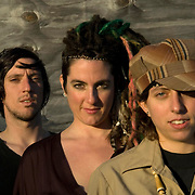 October 7, 2007..Bitch and The Exciting Conclusion..Bitch.Lee Frisari.Gabe Kubitz..photographed in Provincetown, Massachusetts..photo by Angela Jimenez