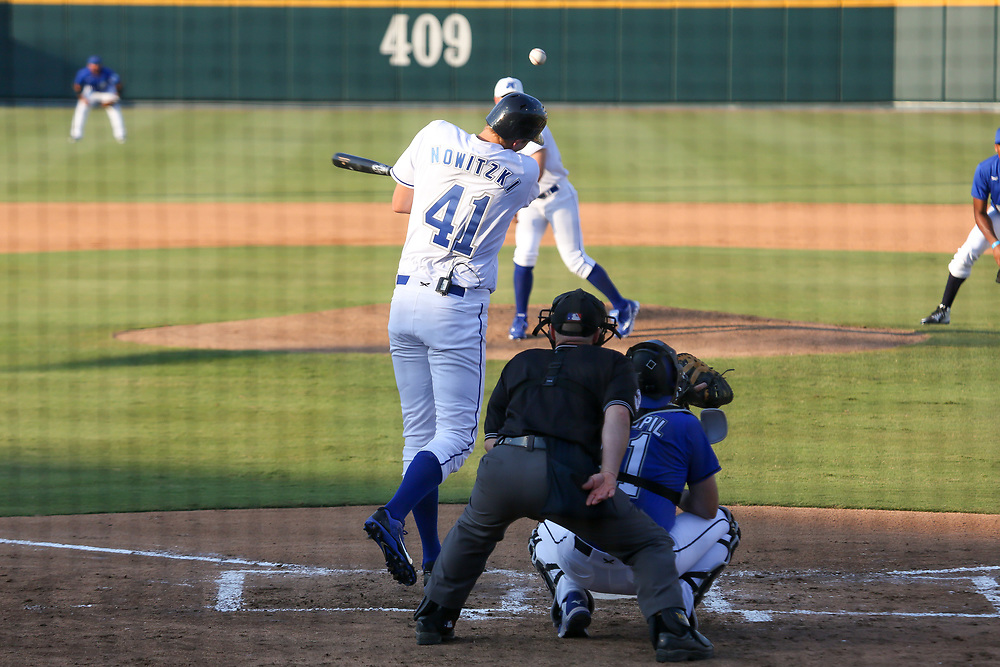 Friday, June 10, 2016: Dirk Nowitzki's 2016 Heroes Game at Dr. Pepper Ballpark in Frisco, TX
