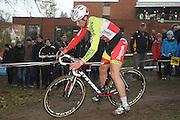 BELGIUM / BELGIQUE / BELGIE / CYCLOCROSS / VELDRIJDEN / CYCLO-CROSS / CYCLING / OVERIJSE / DRUIVENCROSS / ELITE / RADOMIR SIMUNEK /