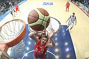 DESCRIZIONE : Cantu Campionato Lega A 2011-12 Bennet Cantu EA7 Emporio Armani Milano<br /> GIOCATORE : Leon Radosevic<br /> CATEGORIA : Rimbalzo Special<br /> SQUADRA : EA7 Emporio Armani Milano<br /> EVENTO : Campionato Lega A 2011-2012<br /> GARA : Bennet Cantu EA7 Emporio Armani Milano<br /> DATA : 26/12/2011<br /> SPORT : Pallacanestro<br /> AUTORE : Agenzia Ciamillo-Castoria/G.Cottini<br /> Galleria : Lega Basket A 2011-2012<br /> Fotonotizia : Cantu Campionato Lega A 2011-12 Bennet Cantu EA7 Emporio Armani Milano<br /> Predefinita :