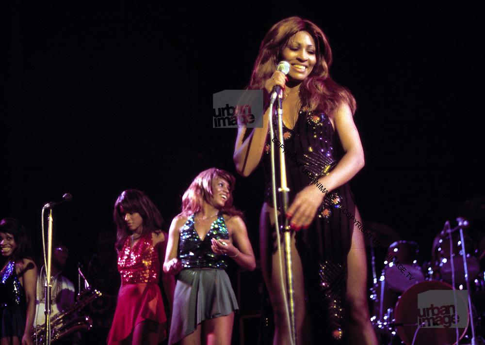Ike and Tina Turner Live London 1978
