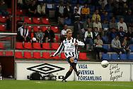 11.06.2007, Hietalahti, Vaasa, Finland..Veikkausliiga 2007 - Finnish League 2007.Vaasan Palloseura - AC Oulu.Joonas Ik?l?inen - VPS.©Juha Tamminen.....ARK:k