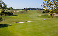 WASSENAAR / Den Haag - Hole 1,  Koninklijke Haagsche Golf Club    COPYRIGHT KOEN SUYK