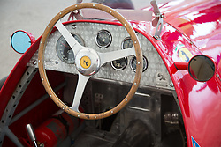 14.07.2012, Groebming, AUT, Ennstal Classic 202, Chopard Grand Prix, im Bild features Ferrari 500 F2, Bj. 1953 // during Chopard Grand Prix at the Ennstal Classic 2012 in Groebming, Austria on 2012/07/14. EXPA Pictures © 2012, PhotoCredit: EXPA/ J. Groder