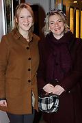 Premiere van de muziekkomedie Little Voice in het oude Luxor Theater, Rotterdam.<br /> <br /> Op de foto: <br /> <br />  Mylou Frencken met haar dochter