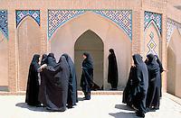 Iran - Kashan - Mosquée du Vendredi