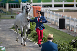 Alvarez Moya Sergio, ESP, Carlo 273<br /> Olympic Games Rio 2016<br /> © Hippo Foto - Dirk Caremans<br /> 12/08/16
