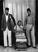 Family photograph. (1952)