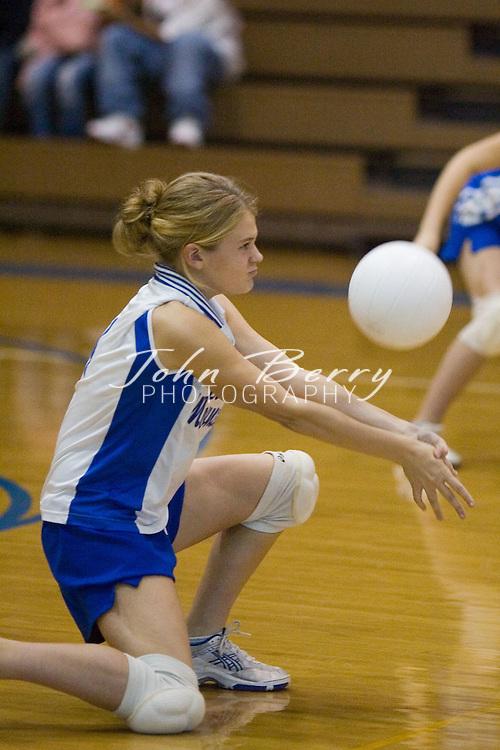 MCHS JV Volleyball..Madison (2) vs Strasburg (1)..October 18, 2005..