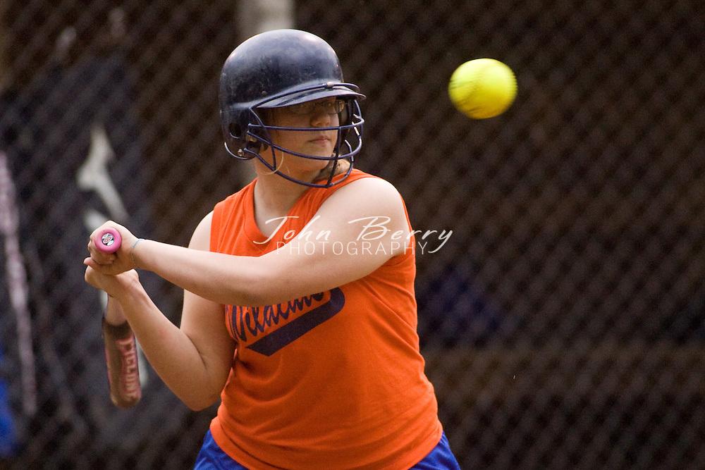 MPR 12U Softball .Wildcats vs Sizzlers .5/15/2008..