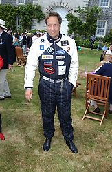 "The EARL OF MARCH at a luncheon hosted by Cartier at the 2005 Goodwood Festival of Speed on 26th June 2005.  Cartier sponsored the ""Style Et Luxe' for vintage cars on the final day of this annual event at Goodwood House, West Sussex. <br />