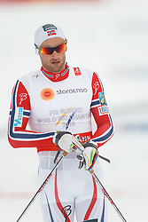 25.02.2015, Lugnet Ski Stadium, Falun, SWE, FIS Weltmeisterschaften Ski Nordisch, Falun 2015, Langlauf, Herren, 15km, im Bild PETTER JR. NORTHUG // during the Mens 15km Cross Country Race of the FIS Nordic Ski World Championships 2015 at the Lugnet Ski Stadium in Falun, Sweden on 2015/02/25. EXPA Pictures © 2015, PhotoCredit: EXPA/ Newspix/ Radoslaw Jozwiak<br /> <br /> *****ATTENTION - for AUT, SLO, CRO, SRB, BIH, MAZ, TUR, SUI, SWE only*****