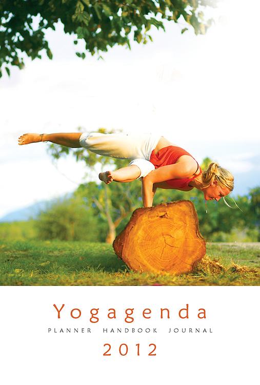 Yogagenda, Planner handbook, Journal. Edtited by Wari Om