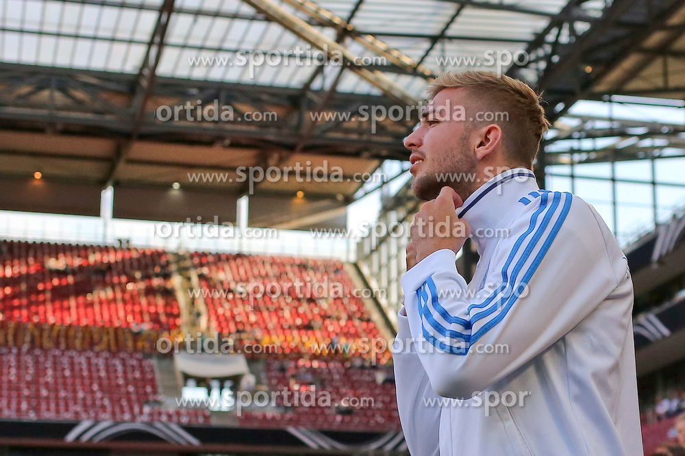 10.06.2015, RheinEnergie Stadion, Koeln, GER, FS Vorbereitung, Testspiel, Deutschland vs USA, im Bild Christoph Kramer (Borussia Moenchengladbach) // during the international friendly football match between Germany and USA at the RheinEnergie Stadion in Koeln, Germany on 2015/06/10. EXPA Pictures &copy; 2015, PhotoCredit: EXPA/ Eibner-Pressefoto/ Schueler - Pressefoto<br /> <br /> *****ATTENTION - OUT of GER*****