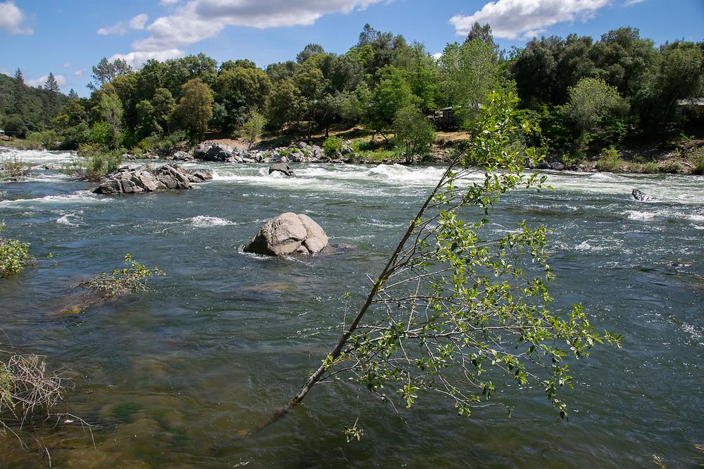 American River, Coloma, California, US