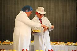 Scottish Bakery Awards_Dunfermline Blcc_17-04-2019<br /> <br /> Judging the cakes<br /> <br /> (c) David Wardle | Edinburgh Elite media