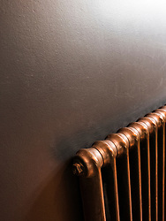 Close up of Radiator