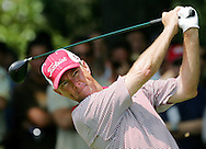 Davis Love III, for the United States is seen during the first round of the 2005 PGA Championship at Baltusrol Golf Club in Springfield, New Jersey, Thursday 11 August 2005.