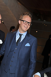 SAM FANE at a private view of 'Valentino: Master Of Couture' at Somerset House, London on 28th November 2012.
