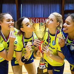20180516: SLO, Handball - Season 2017/18, RK Krim Mercator vs ZRK Z'Dezele Celje