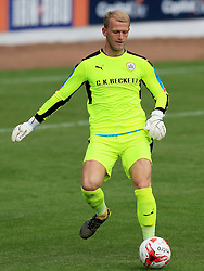 Adam Davies of Barnsley - Mandatory by-line: Matt McNulty/JMP - 23/07/2016 - FOOTBALL - Oakwell Stadium - Barnsley, England - Barnsley v Everton - Pre-season friendly