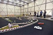 Nederland, Wijchen, 3-6-2014Reportage over de Drift Arena in Wijchen. ModelbouwautosFoto: Flip Franssen/Hollandse Hoogte