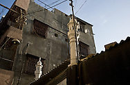 Living next to the mosque complicates fighting for justice in Jamila's case against the rapist who abused and killed her daughter. <br /> The social stigma involved in rape is extreme in a conservative, highly religious and patriarchal society like Pakistan's. <br /> Karachi, Pakistan, 2011
