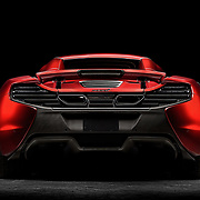 McLaren 650S in the studio. | Simraceway