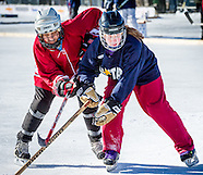 Black Ice Pond Hockey Tournament