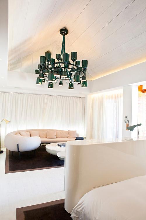 Iniala Luxury Residence, Owners Suite by Jaime Hayon, Spain