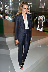 CARA DELEVINGNE at the Louis Vuitton Series 3 VIP Launch held at 180 Strand, London on 20th September 2015.