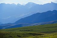 Zailiisky Alatau, Suh-Konyer, Kazakhstan