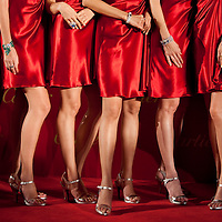 HONG KONG - NOVEMBER 26:  Models pose during the Cartier Flagship Opening on November 26, 2010 in Hong Kong.  Photo by Victor Fraile / studioEAST