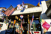 Image of a kite shop in downtown Long Beach, Washington, Pacific Northwest