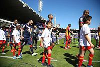 Diego Rolan - 05.04.2015 - Bordeaux / Lens - 31eme journee de Ligue 1<br />Photo : Manuel Blondeau / Icon Sport
