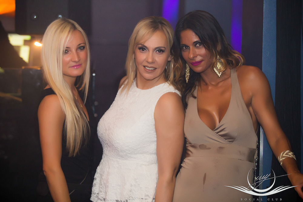 IVY Social Fridays, w/B&amp;A, Bill &amp; Associates &amp; Dj Jimmy Jamm spinning the coolest House &amp; Top 40 Vibes in the GTA to the Hottest Mature scene in Vaughan!<br /> Photography by LubinTasevski.com<br /> rsvp for IVY list or Booth/Bottle reservations by Calling IVY at 905-761-1011<br /> Ivy Social club at 80 Interchange Way in Vaughan