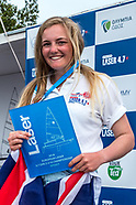 2018 EC Laser 4.7 Youth | Prize giving