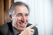 Belo Horizonte_MG, Brasil...Retrato de Sergio Soares Cavalieri: engenheiro; presidente do Conselho de Administracao do Grupo ASAMA/AleSat e da Associacao dos Dirigentes Cristaos de Empresa - ADCE...Portrait of Sergio Soares Cavalieri:engineer, president of the Management Board  of the Asama Group/ AleSat and the Association of Christian leaders Company - ADCE. ..Foto: NIDIN SANCHES / NITRO