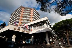 Hotel Slovenija in Portoroz during Sporto  2010 - Sports marketing and sponsorship conference, on November 29, 2010 in Hotel Slovenija, Portoroz/Portorose, Slovenia. (Photo By Vid Ponikvar / Sportida.com)